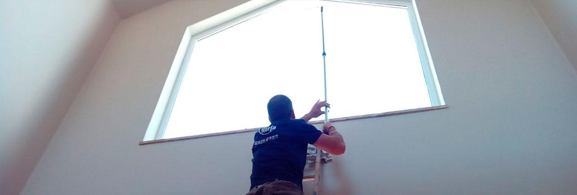 Limpiezas nerja limpieza de cristales en nerja - Trabajos de limpieza en casas particulares ...